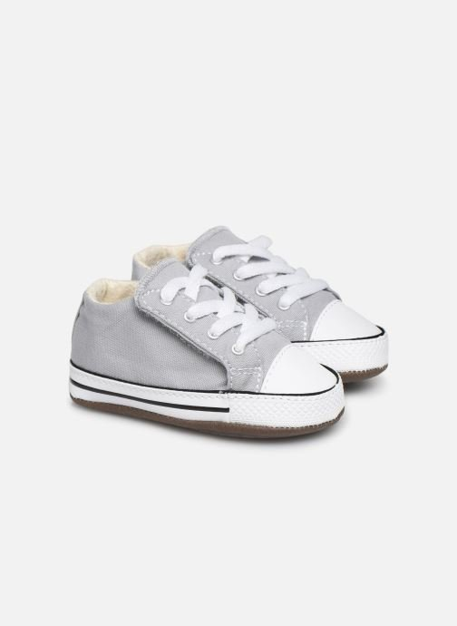 Sneaker Converse Chuck Taylor All Star Cribster Canvas Mid grau detaillierte ansicht/modell