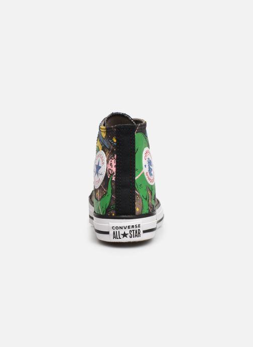 Sneakers Converse Chuck Taylor All Star Interstellar Dino'S Hi Multicolor rechts