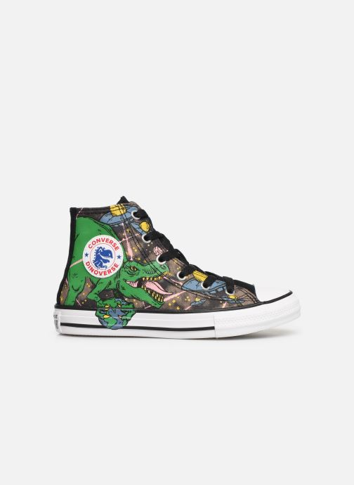 Baskets Converse Chuck Taylor All Star Interstellar Dino'S Hi Multicolore vue derrière