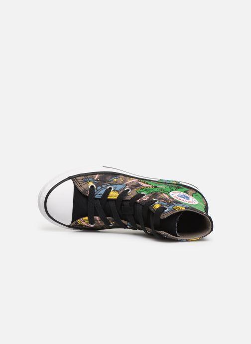 Sneakers Converse Chuck Taylor All Star Interstellar Dino'S Hi Multicolore immagine sinistra
