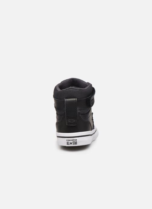 Sneaker Converse Pro Blaze Strap Martian Hi J schwarz ansicht von rechts