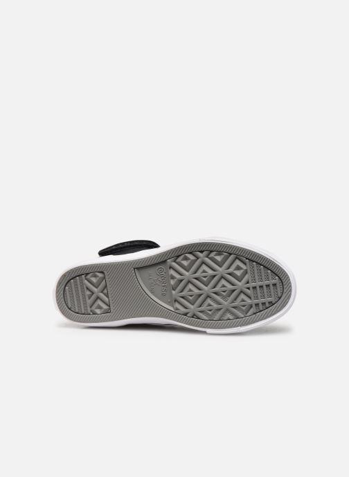 Sneaker Converse Pro Blaze Strap Martian Hi J schwarz ansicht von oben