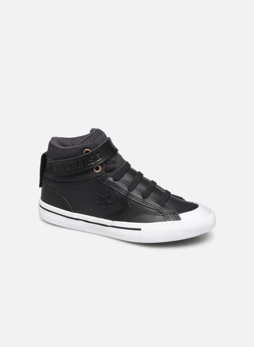 Sneakers Converse Pro Blaze Strap Martian Hi J Zwart detail