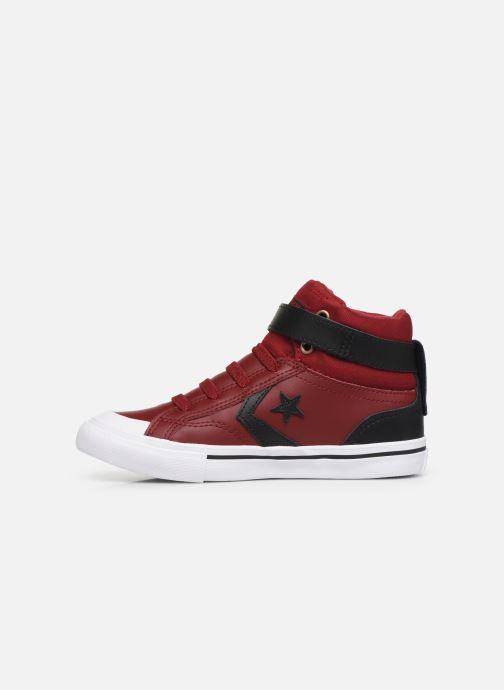 Sneakers Converse Pro Blaze Strap Martian Hi J Rosso immagine frontale