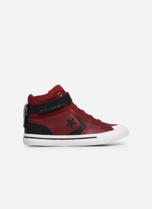 Sneakers Converse Pro Blaze Strap Martian Hi J Rød se bagfra