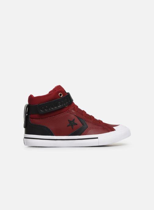 Sneakers Converse Pro Blaze Strap Martian Hi J Röd bild från baksidan