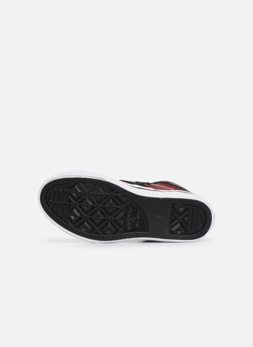 Sneakers Converse Pro Blaze Strap Martian Hi J Rosso immagine dall'alto