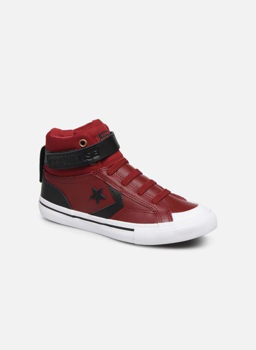 Sneakers Converse Pro Blaze Strap Martian Hi J Röd detaljerad bild på paret