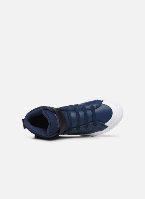 Sneakers Converse Pro Blaze Strap Martian Hi J Blå se fra venstre