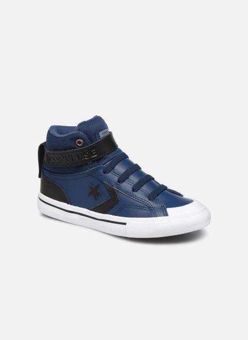 Sneakers Converse Pro Blaze Strap Martian Hi J Blå detaljeret billede af skoene