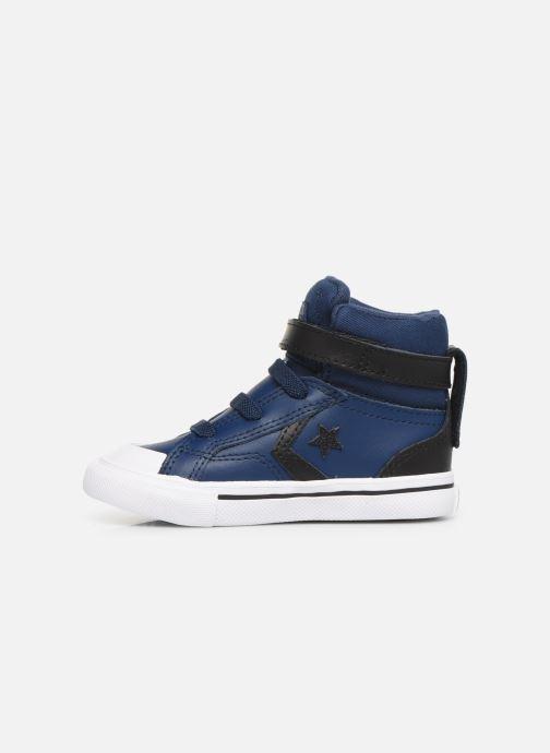 Sneakers Converse Pro Blaze Strap Martian Hi E Blauw voorkant