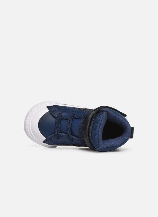 Sneakers Converse Pro Blaze Strap Martian Hi E Azzurro immagine sinistra