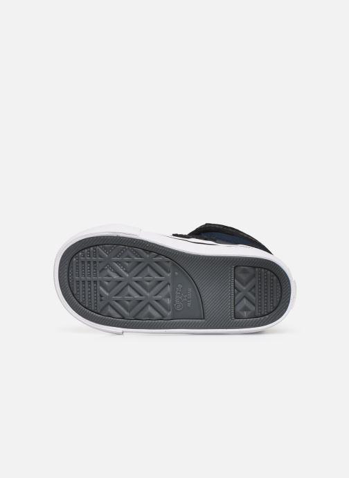 Sneakers Converse Pro Blaze Strap Martian Hi E Azzurro immagine dall'alto