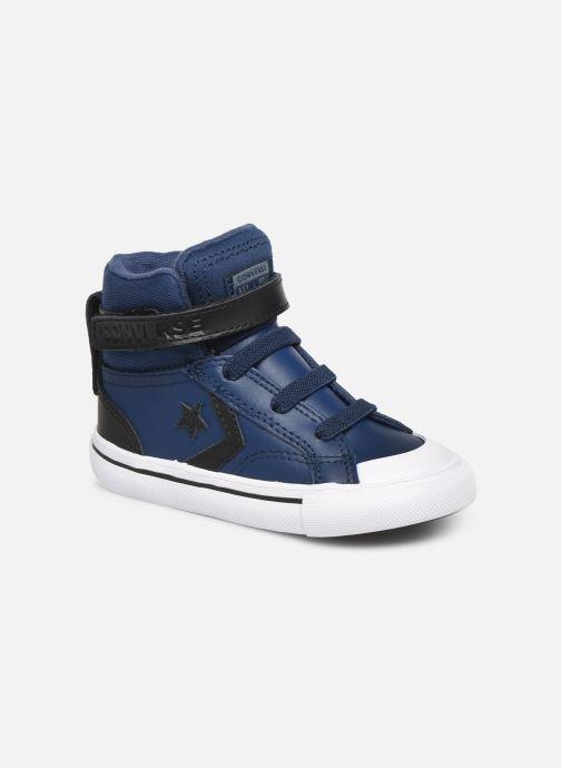 Baskets Converse Pro Blaze Strap Martian Hi E Bleu vue détail/paire