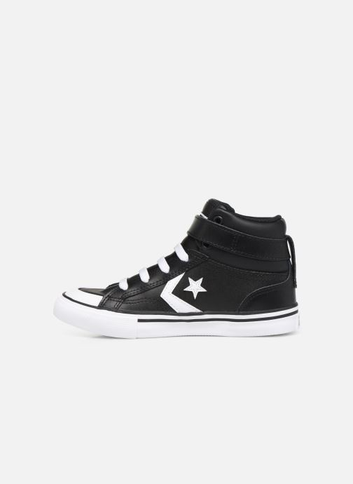 Sneakers Converse Pro Blaze Strap Martian Hi E Zwart voorkant
