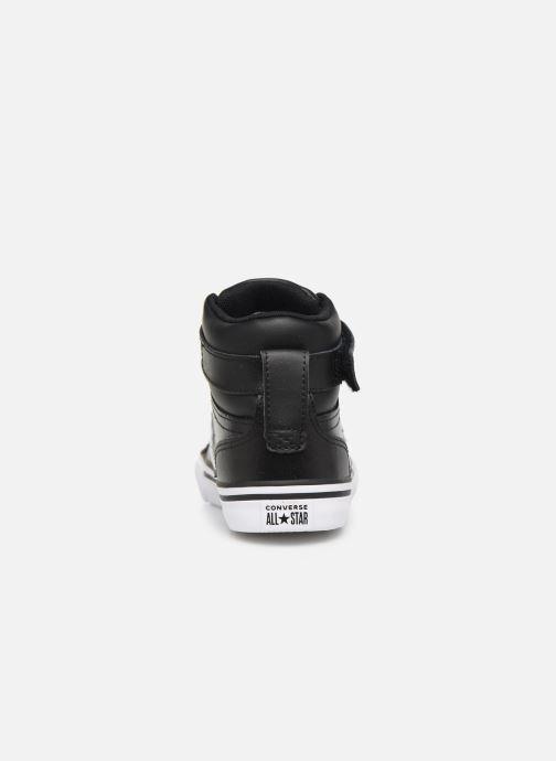 Sneakers Converse Pro Blaze Strap Martian Hi E Zwart rechts