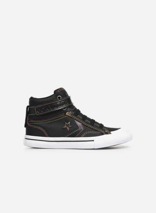 Sneakers Converse Pro Blaze Strap Rainbow Stitch Hi J Sort se bagfra