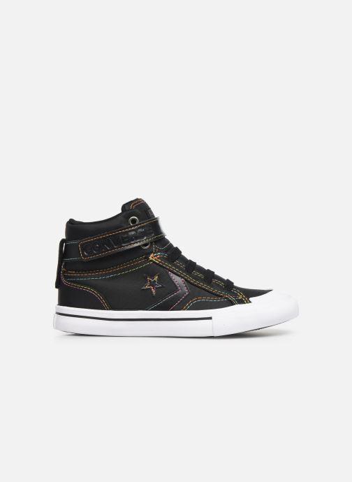 Sneakers Converse Pro Blaze Strap Rainbow Stitch Hi J Nero immagine posteriore