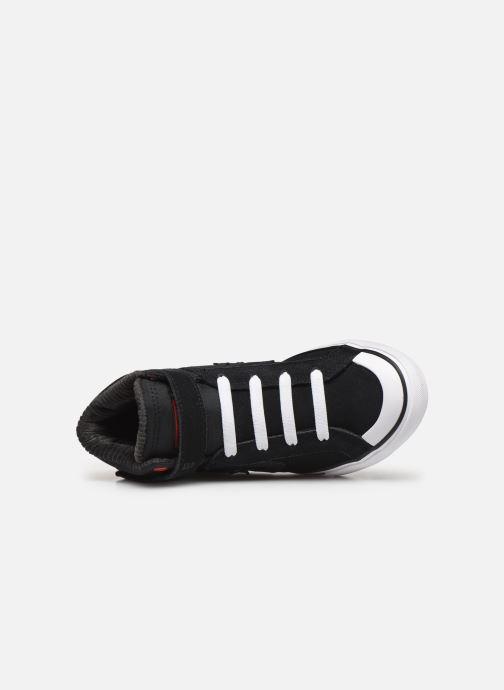 Sneakers Converse Pro Blaze Strap Space Ride Hi J Zwart links