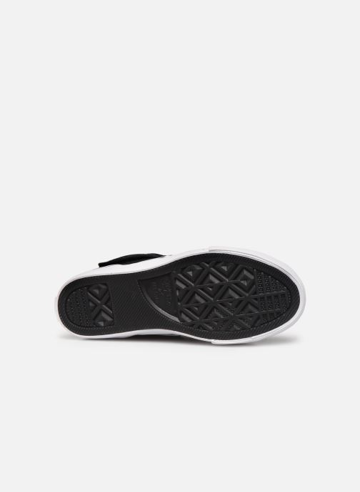 Sneakers Converse Pro Blaze Strap Space Ride Hi J Zwart boven