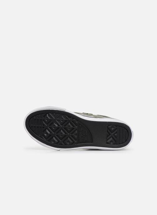 Sneaker Converse Pro Blaze Strap Space Ride Hi J grün ansicht von oben
