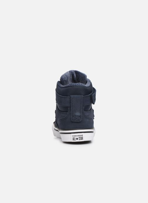 Sneakers Converse Pro Blaze Strap Space Ride Hi J Blauw rechts