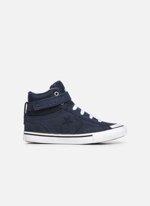 Sneakers Converse Pro Blaze Strap Space Ride Hi J Blauw achterkant