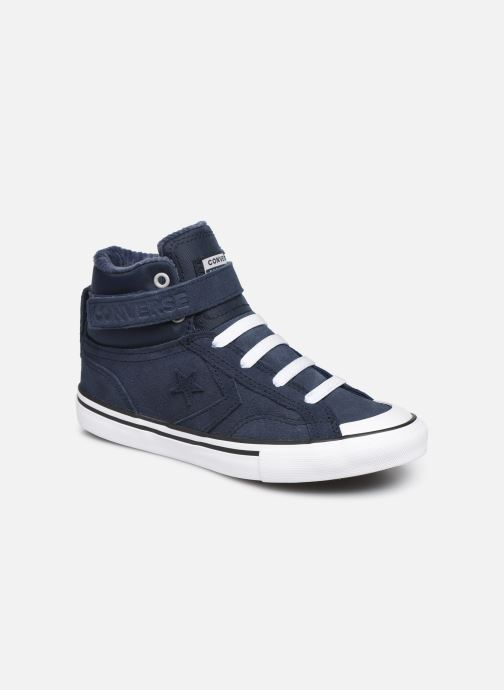Sneakers Converse Pro Blaze Strap Space Ride Hi J Blauw detail