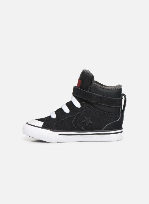 Sneakers Converse Pro Blaze Strap Space Ride Hi E Zwart voorkant