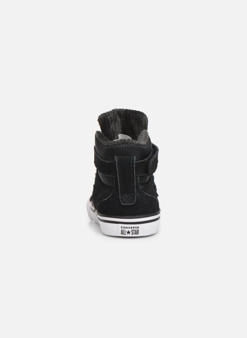 Sneakers Converse Pro Blaze Strap Space Ride Hi E Zwart rechts
