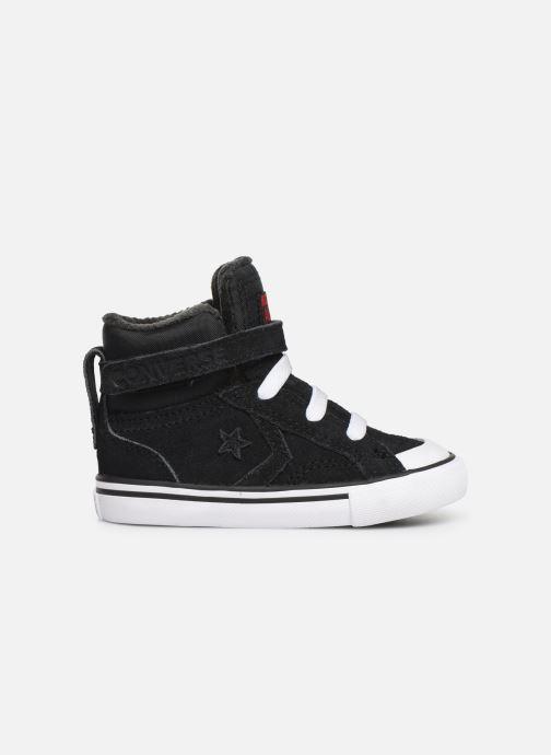 Sneakers Converse Pro Blaze Strap Space Ride Hi E Zwart achterkant
