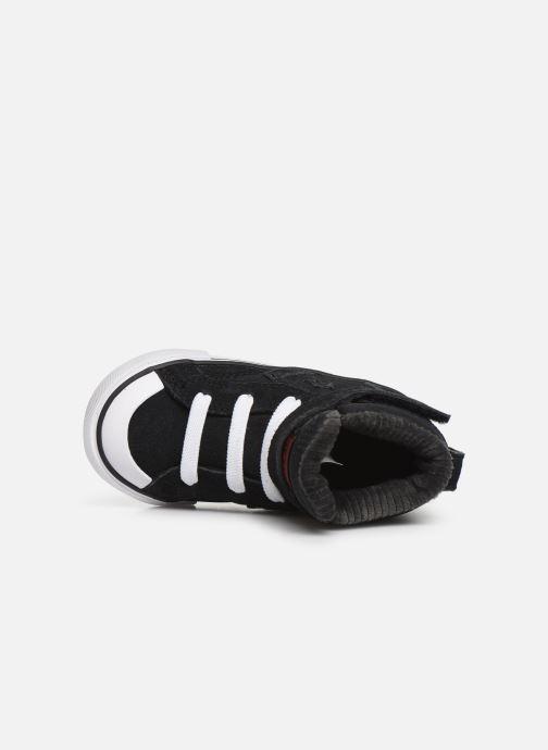 Sneakers Converse Pro Blaze Strap Space Ride Hi E Zwart links