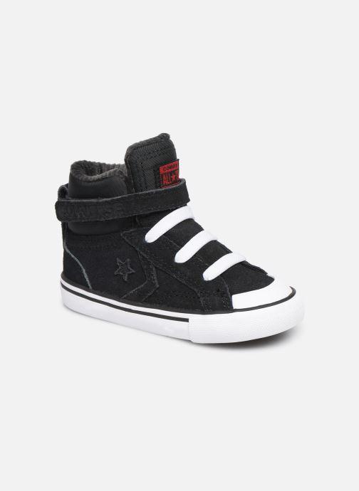 Sneakers Converse Pro Blaze Strap Space Ride Hi E Zwart detail