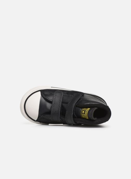 Sneakers Converse Star Player 2V Asteroid Mid Nero immagine sinistra
