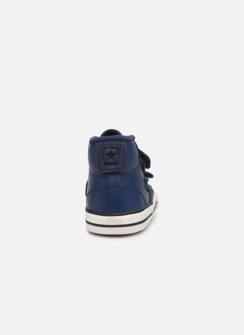 Sneakers Converse Star Player 2V Asteroid Mid Zwart rechts