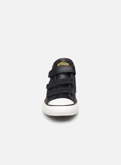 Baskets Converse Star Player 3V Asteroid Mid Noir vue portées chaussures