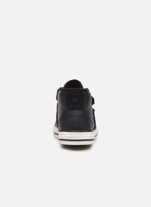 Sneakers Converse Star Player 3V Asteroid Mid Zwart rechts