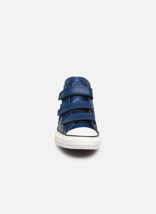 Baskets Converse Star Player 3V Asteroid Mid Bleu vue portées chaussures