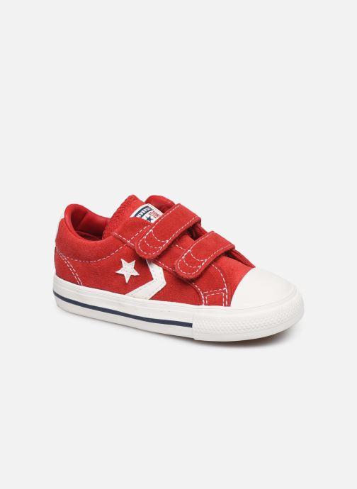 Sneaker Converse Star Player Ev 2V Leather Ox rot detaillierte ansicht/modell