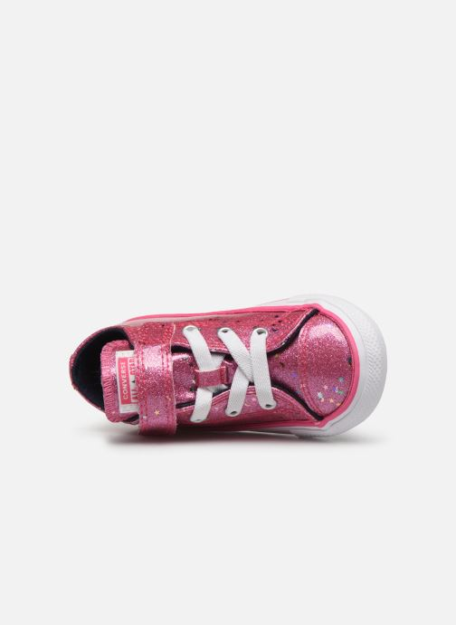Sneakers Converse Chuck Taylor All Star 1V Galaxy Glimmer Ox Roze links