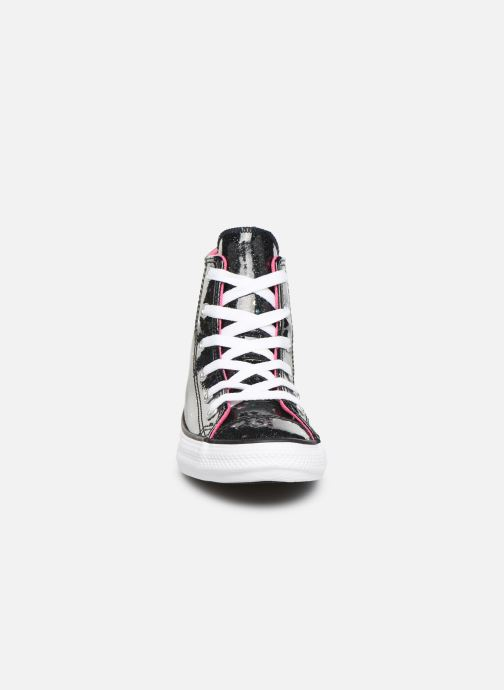 Sneakers Converse Chuck Taylor All Star Galaxy Glimmer Hi Zwart model