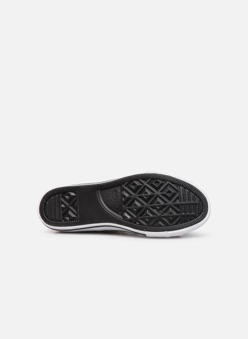 Sneakers Converse Chuck Taylor All Star Galaxy Glimmer Ox Nero immagine dall'alto
