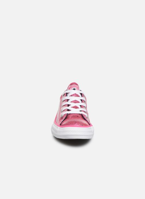 Sneakers Converse Chuck Taylor All Star Galaxy Glimmer Ox Roze model