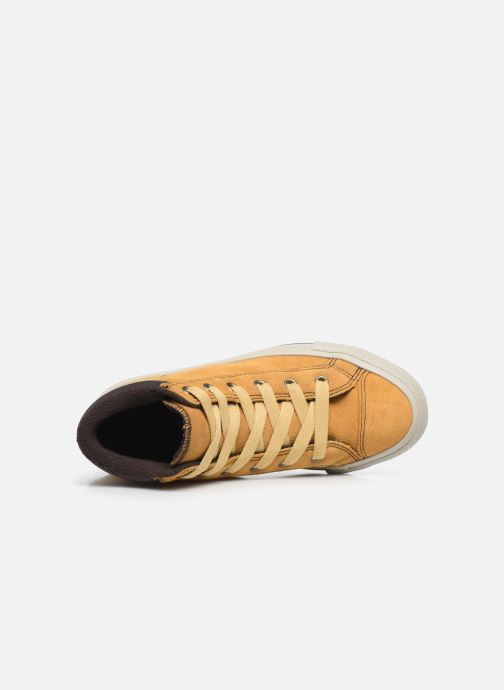 Sneakers Converse Chuck Taylor All Star Pc Boot Boots On Mars Hi Giallo immagine sinistra