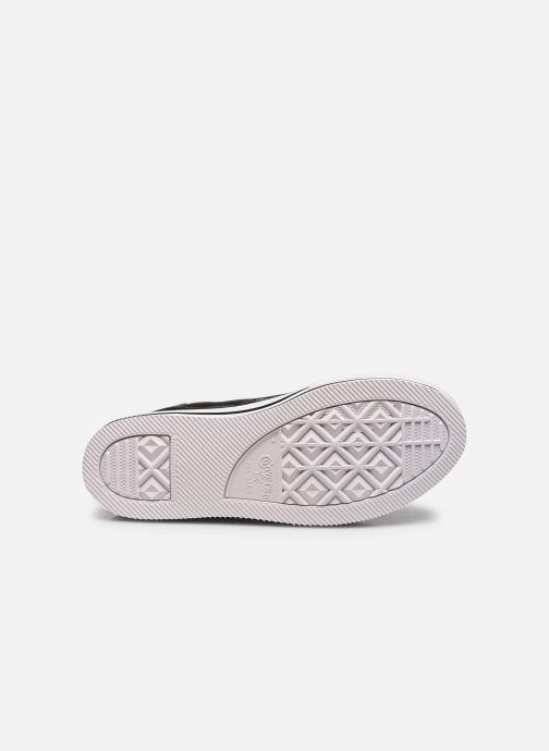 Sneakers Converse Chuck Taylor All Star Platform Eva Leather Hi Nero immagine dall'alto