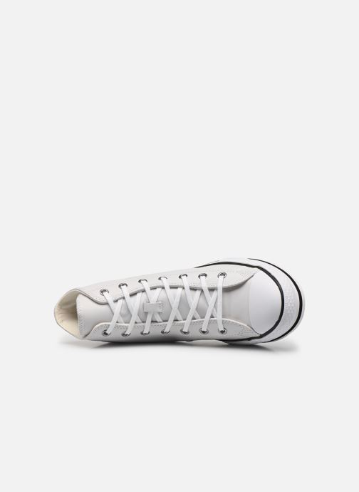 Baskets Converse Chuck Taylor All Star Platform Eva Leather Hi Blanc vue gauche