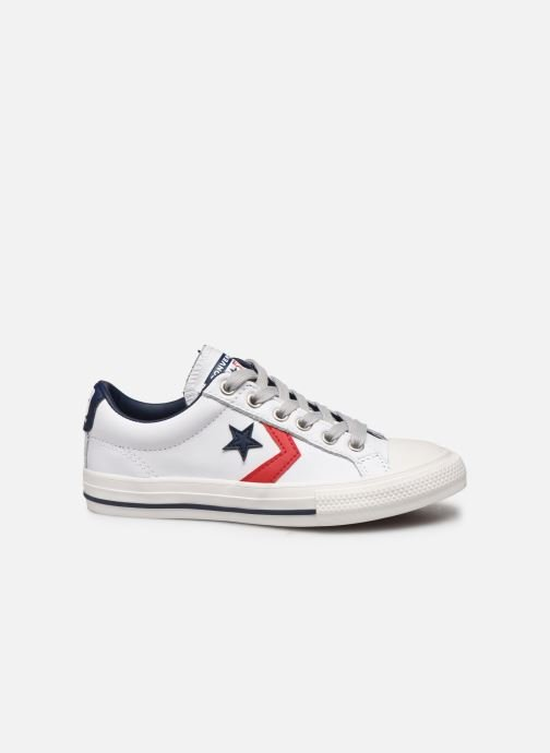 Sneakers Converse Star Player Ev Leather Ox Wit achterkant