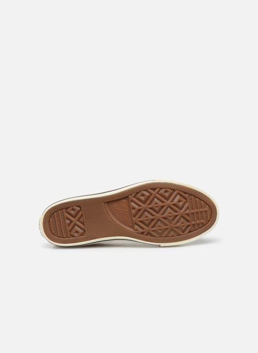 Sneakers Converse Chuck Taylor All Star Metallic Snake Ox Goud en brons boven
