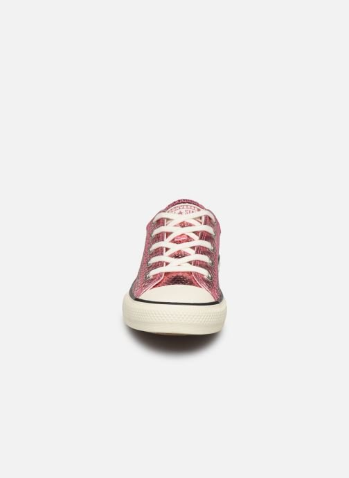Sneakers Converse Chuck Taylor All Star Metallic Snake Ox Roze model