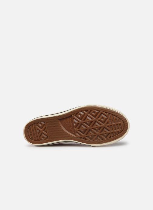 Sneakers Converse Chuck Taylor All Star Metallic Snake Ox Roze boven